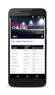 Futbol Chileno en Vivo Screenshot