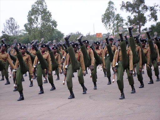 Graduate constables to get inspector's salary after audit