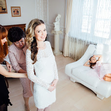 Wedding photographer Anya Sycheva (SAphoto). Photo of 23.01.2016