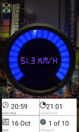 Speedometer screenshot 5