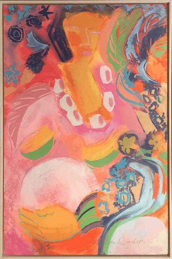 Afbeelding van schilderij Xandra Donders