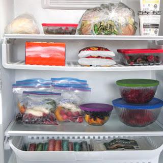 Make Ahead Freezer Smoothie Packs.