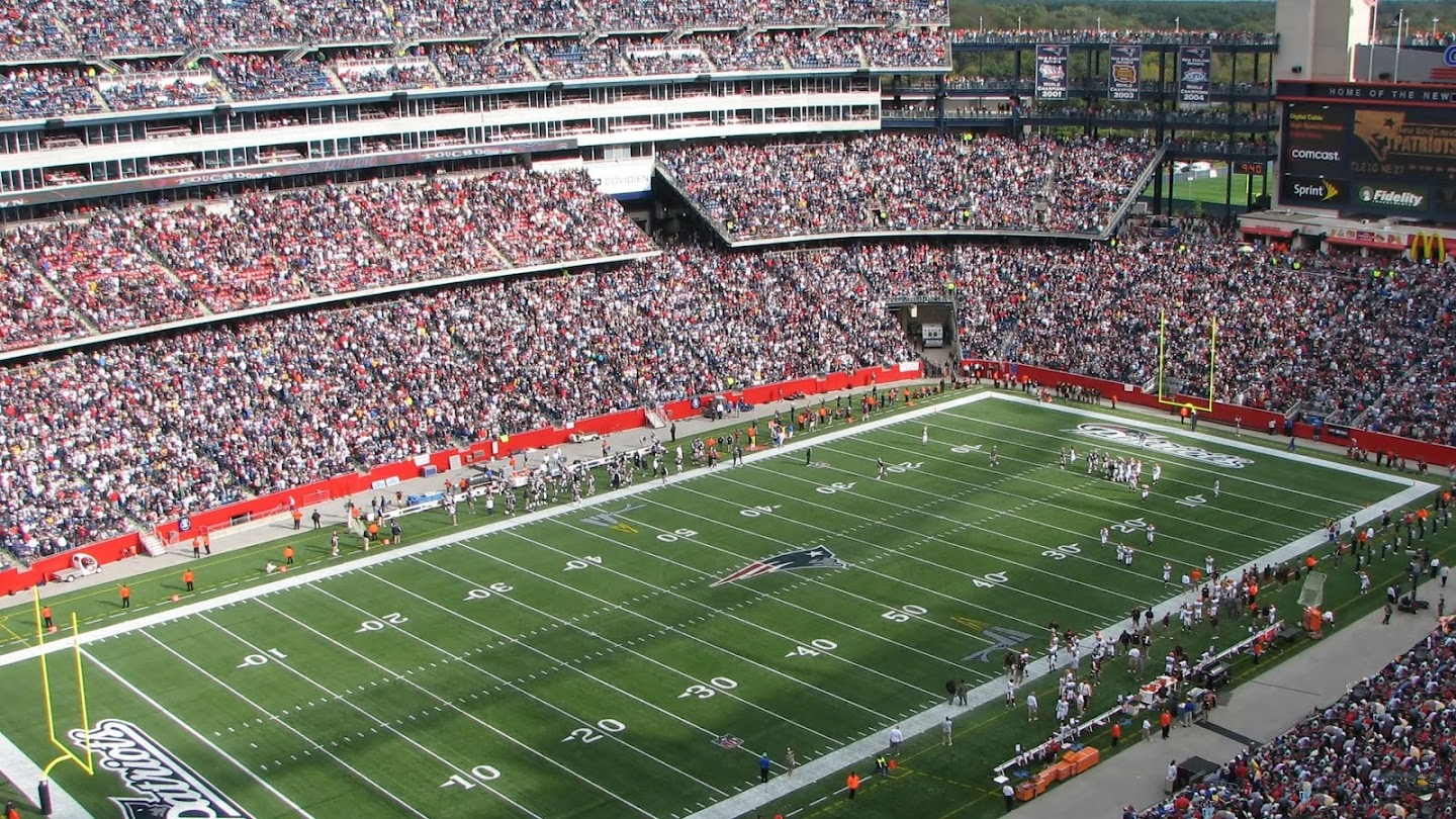 Watch New England Patriots: Two Decades of Dominance live