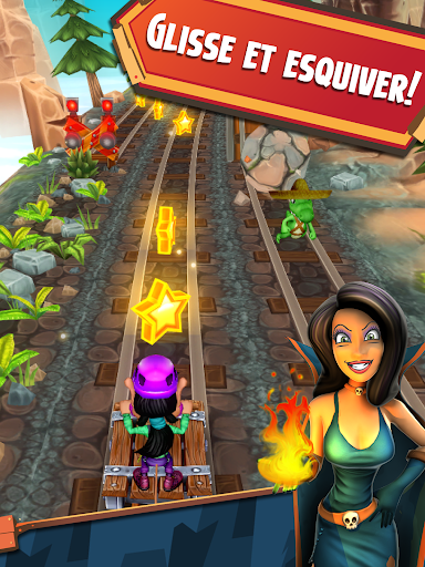 Code Triche Hugo Troll Race 2: The Daring Rail Rush APK MOD (Astuce) screenshots 5