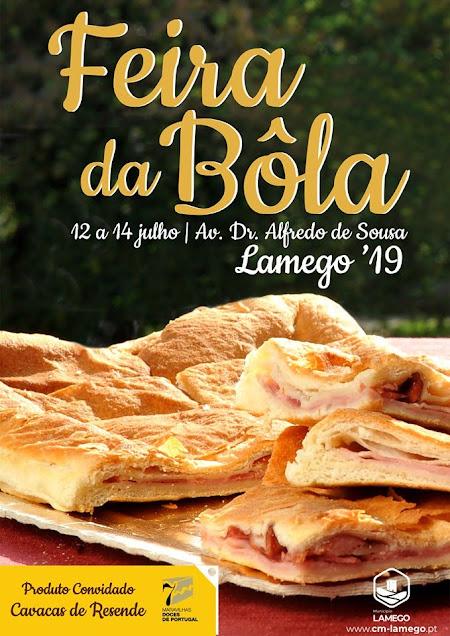 Feira da Bôla de Lamego com produto gastronómico convidado