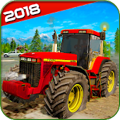 Real Farming Cargo Tractor Simulator 2018 Android APK Download Free By 3D Entertainment Game Studios