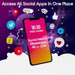(No Ads) All social media in one app 1.0