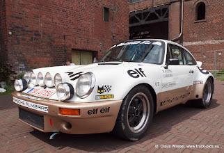 Photo: Ruhr Classics 2012 Zeche Ewald in Herten: Man beachte, wer diesen Porsche einmal pilotiert hat!