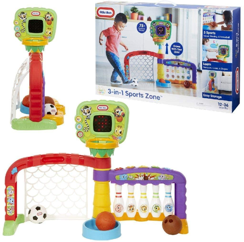 3-in-1 sports zone toy