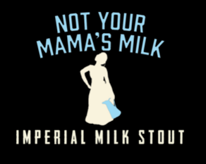 Logo of Vernal Not Your Mama's Milk Stout