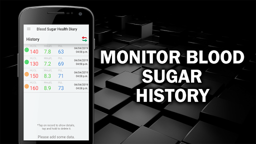 Download Blood Sugar Diary : Glucose Log Scan Test Tracker 1.0 2
