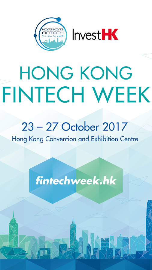 Hong Kong FinTech Week- screenshot