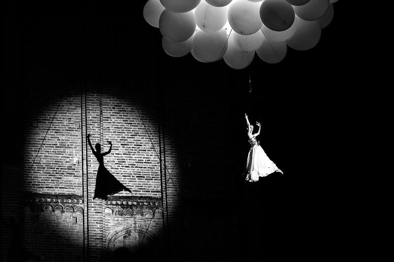 La ballerina volante di alagnol