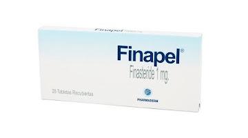 FINAPEL 1mg Tabletas   Caja x28Tab. PHARMADERM Finasteride