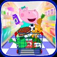 Kids Supermarket: Shopping mania icon