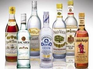 rum (if using),