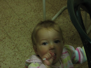 Photo: Gali Tzohar 1 year old!