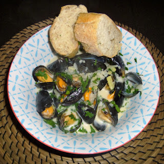 Mussels In Thai Coconut Broth Recipes