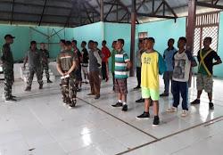 Seleksi calon Paskibraka di Papua