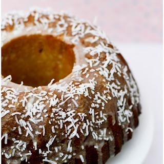 The Best Orange & Coconut Cake Ever