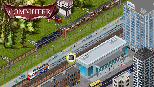 Chicago Train - Idle Transport Tycoon android2mod screenshots 3