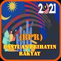 Bantuan Prihatin Rakyat - BPR 2021 icon