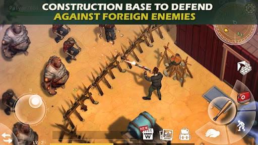 Desert storm:Zombie Survival  captures d'écran 1