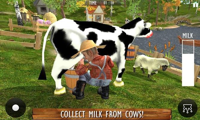 Farm Life Farming Simulator 3D - screenshot