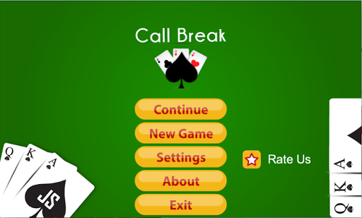 Call Break++  gameplay | by HackJr.Pw 1