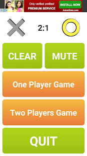 TIC TAC TOE 2 Screenshot