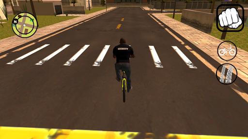 Vice gang bike vs grand zombie in Sun Andreas city 1.0 screenshots 5