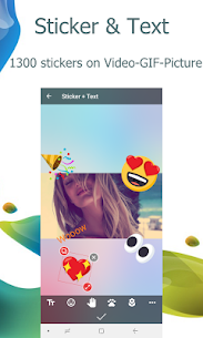 Video2me: Video Editor, Gif Maker, Screen Recorder Mod 1.6.2 Apk [Pro/Unlocked] 5