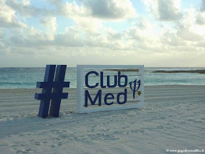Photo: Mexique-Club Med Cancún Yucatán.