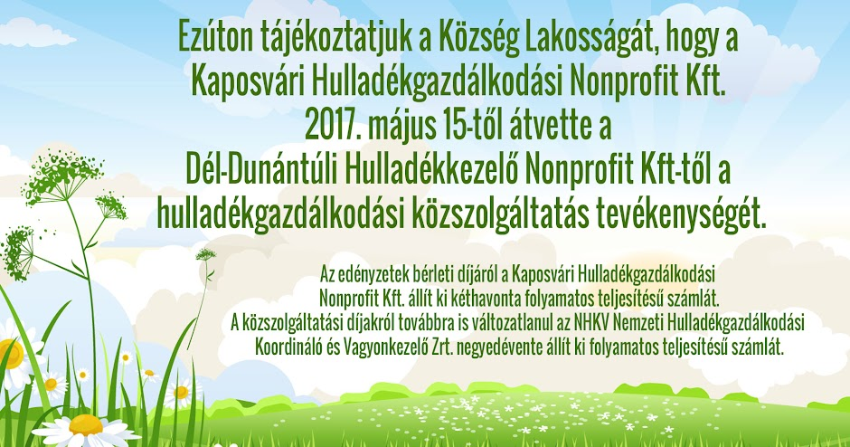 Kaposvári Hulladékgazdálkodási Nonprofit Kft