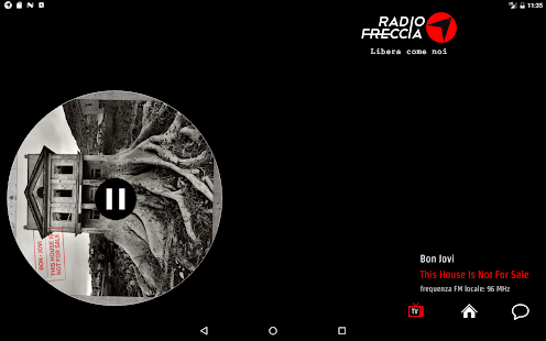 Radiofreccia- screenshot thumbnail