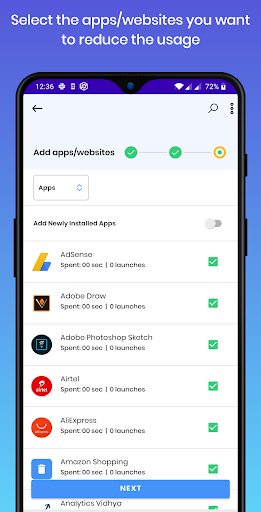 Stay Focused - App Block & Website Block 5.0.6 screenshots 3