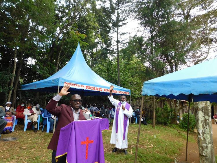 Clerics, mourners put Kimemia on notice over bad roads