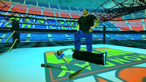 World Tag Team Rowdy Fighting:Wrestling Revolution 1.2 screenshots 1