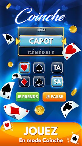 Belote & Coinche: le Du00e9fi 2.1.18 screenshots 4