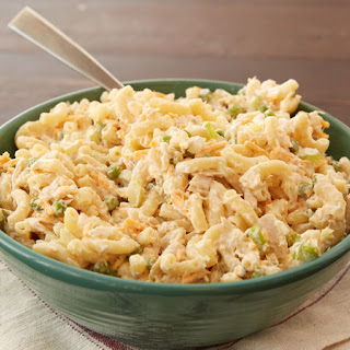 Tuna-Macaroni Salad Recipe