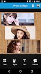 screenshot of Photo Collage Editor