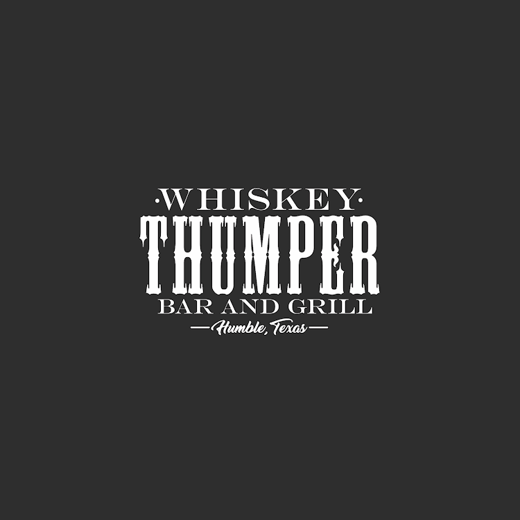Logo for Whiskey Thumper
