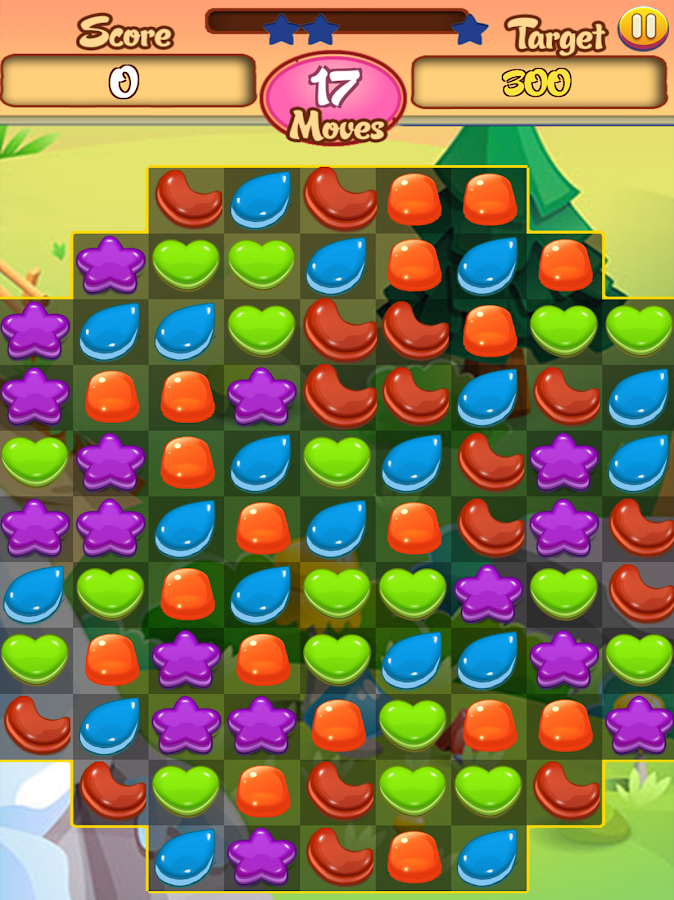Candy Row- screenshot