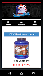 APW Vitamin, Supplement Store- screenshot thumbnail