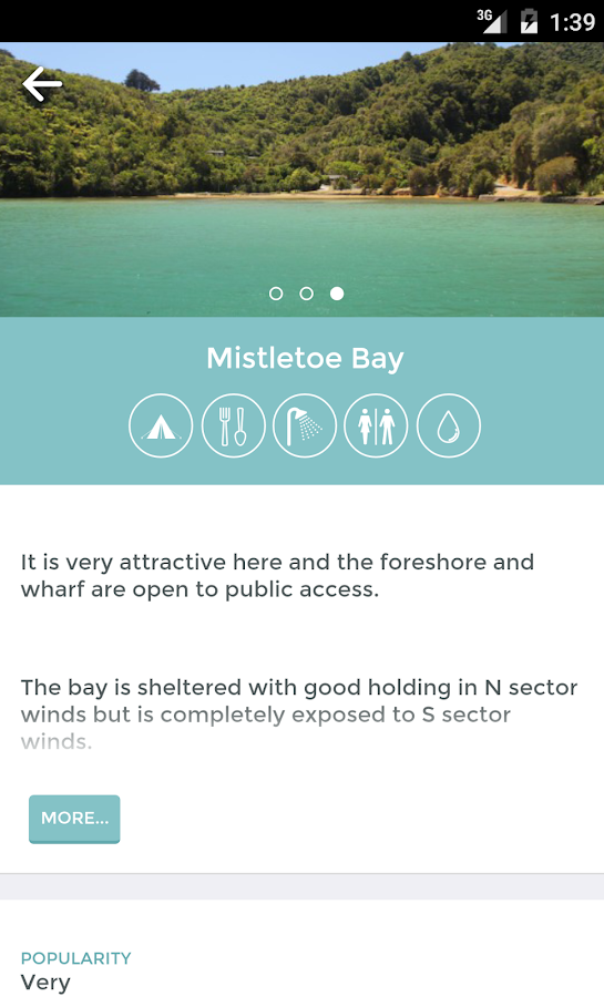 Cruise Guide for Marlborough- screenshot