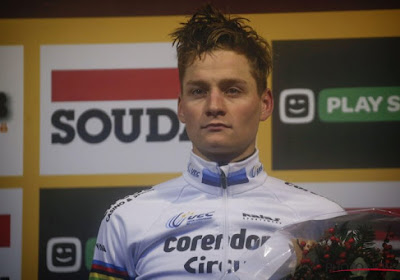 """Mathieu van der Poel komt terug op heisa: """"Van mij mag Wout op de rollen rijden, maar niet ten koste van anderen"""""""