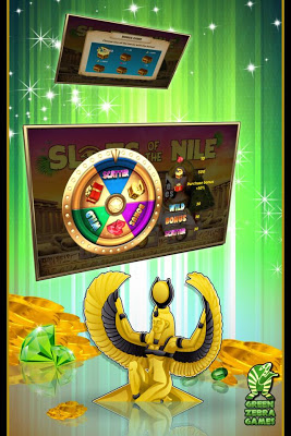 Slots of the Nile - screenshot
