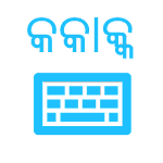 Oriya Keyboard Icon