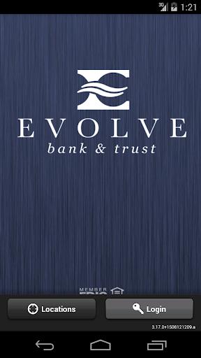 Evolve Bank Trust Mobile