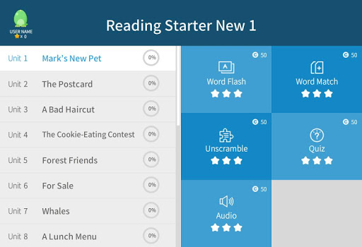 Reading Starter New Edition 1 Apk Download 8